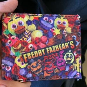 Fry nights Freddy wallet